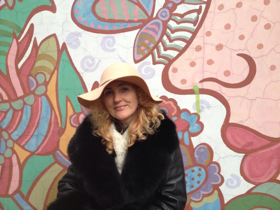 МК Натальи Сафоновой  «Валяная шляпа с  полями из кардочеса», фото № 6