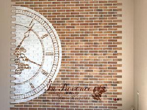 Видео мастер-класс: декорируем стену в стиле лофт. Ярмарка Мастеров - ручная работа, handmade.