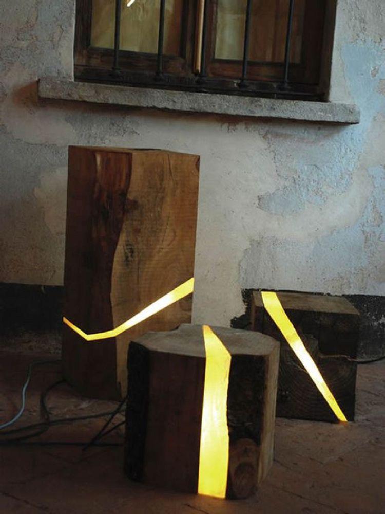 Естественная красота древесины, фото № 14