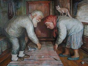 Что НЕЛЬЗЯ делать через порог — традиции наших предков. Ярмарка Мастеров - ручная работа, handmade.