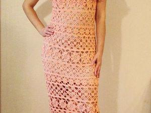 Lookовки. Платье Rachel.. Ярмарка Мастеров - ручная работа, handmade.