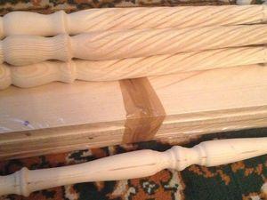 Заготовки консольных полочек. Ярмарка Мастеров - ручная работа, handmade.