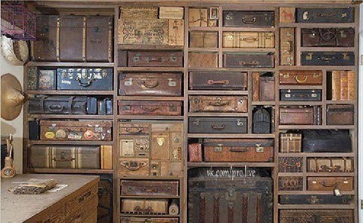 чемодан италия