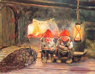 рождественский ниссе, норвежское рождество