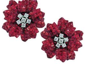 Рубин — яркий талисман любви и страсти. Ярмарка Мастеров - ручная работа, handmade.