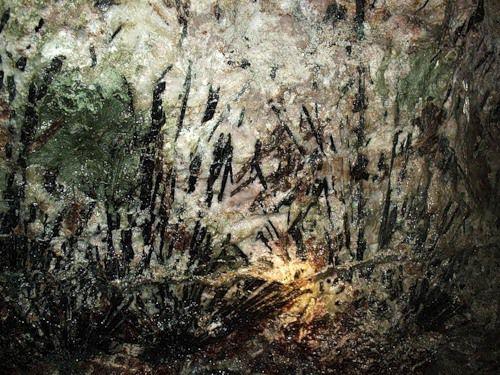 Подземная эезотика.