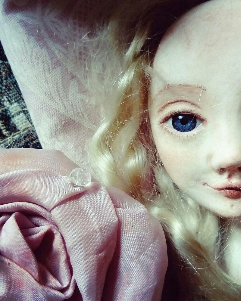 новая кукла, процессы, день кукольника
