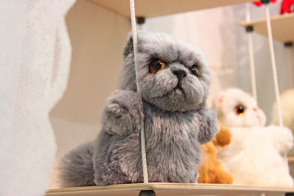 выставка мишек тедди