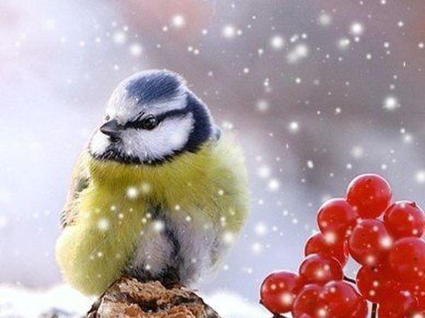 птицы поют весну зовут и жаркое солнце греет как печка. | Ярмарка Мастеров - ручная работа, handmade