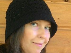 Женская шляпка 700 рублей. Ярмарка Мастеров - ручная работа, handmade.