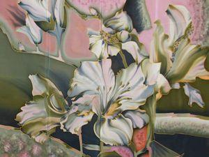 Мастер-класс по Батику ЧЕТВЕРГ 08 декабря 17-00. Холодный батик. | Ярмарка Мастеров - ручная работа, handmade