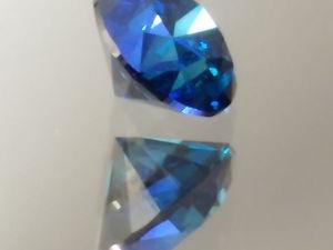 Бриллиант Синий 0,52 кт. Ярмарка Мастеров - ручная работа, handmade.