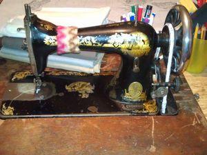 Простой способ изготовления и замены приводного ремня на ножной швейной машинке «Зингер». Ярмарка Мастеров - ручная работа, handmade.