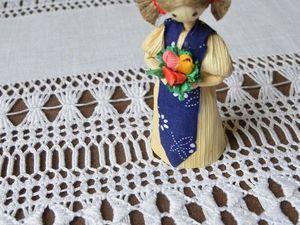Девочка-весна. Ярмарка Мастеров - ручная работа, handmade.