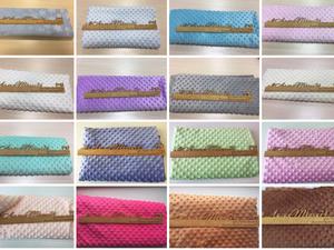 Образцы ткани Плюша для заказа тапочек. Ярмарка Мастеров - ручная работа, handmade.