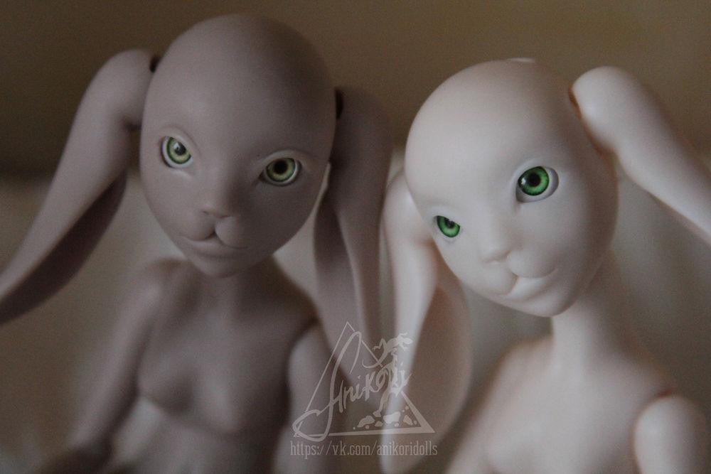 полиуретановая смола, кукла на заказ