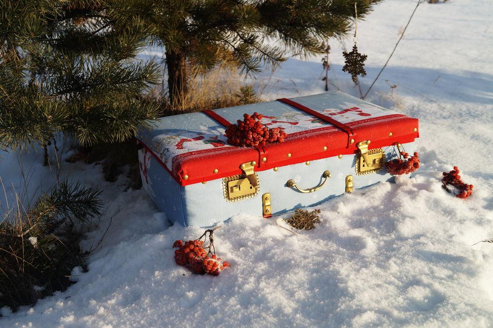 советский чемодан, рождество
