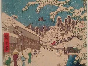 Шедевры живописи эпохи Эдо. Ярмарка Мастеров - ручная работа, handmade.