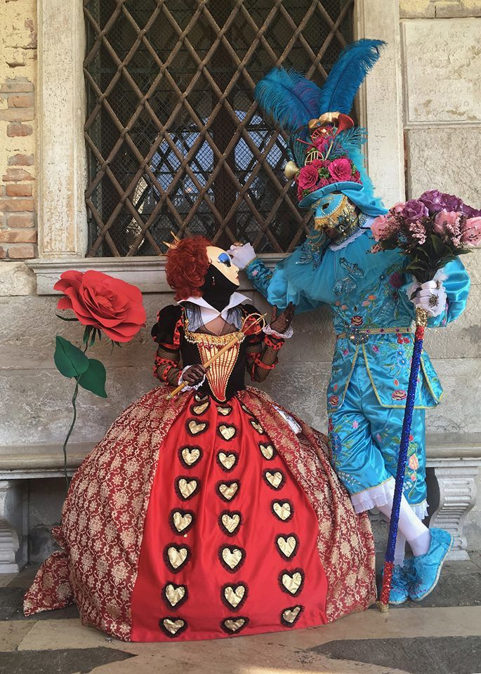 Refined, Elegant, Mystical: The Carnival of Venice, фото № 20