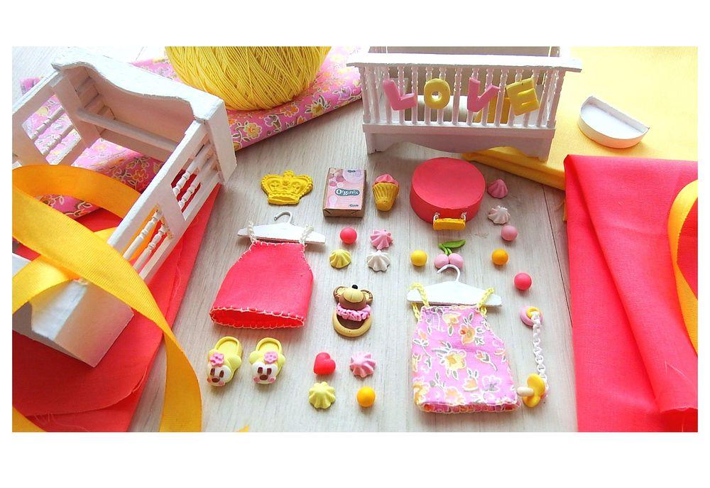 миниатюра, шкатулка, подарок на рождение, принцесса, малышка
