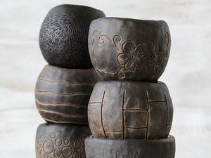 Теперь и керамика!. Ярмарка Мастеров - ручная работа, handmade.