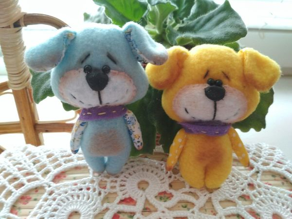 Собачки Яшки по привлекательной цене. | Ярмарка Мастеров - ручная работа, handmade