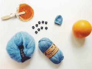 Вяжем шапку бини. Ярмарка Мастеров - ручная работа, handmade.