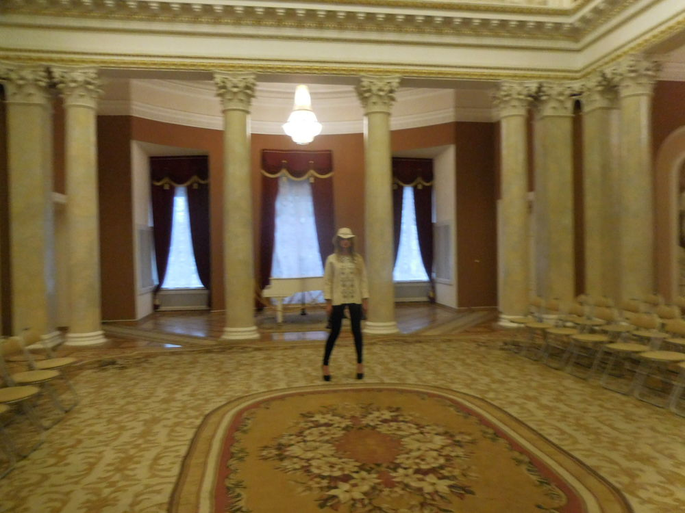 ПОказ во дворце в  Гомеле ., фото № 1