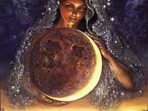 Что нужно знать о Лунных Циклах. Ярмарка Мастеров - ручная работа, handmade.
