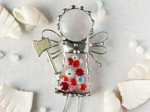 Феечка с топором в наличии!!!:))). Ярмарка Мастеров - ручная работа, handmade.