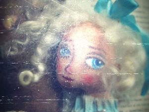 Скоро секрет маленькой Дафны... | Ярмарка Мастеров - ручная работа, handmade