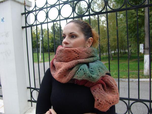 Новинки в моем магазине: большие шарфы из