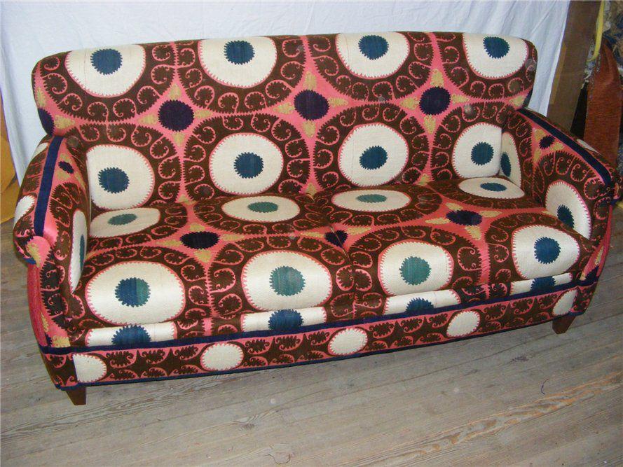 узбекское сюзане, стулья
