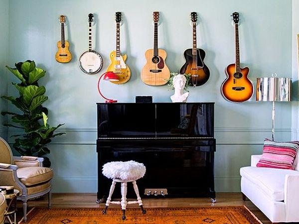 Вторая жизнь старых музыкальных инструментов | Ярмарка Мастеров - ручная работа, handmade