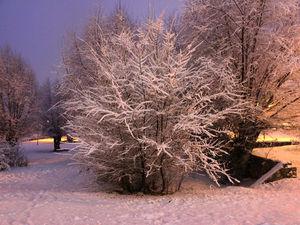 Весь день шёл снег. Ярмарка Мастеров - ручная работа, handmade.
