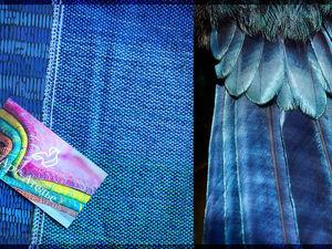 Удивительный окрас птиц как источник вдохновения | Ярмарка Мастеров - ручная работа, handmade