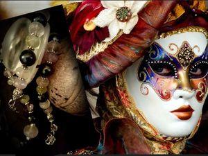 """""""Венецианский карнавал""""! Представляем!. Ярмарка Мастеров - ручная работа, handmade."""
