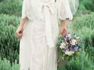 Платье в стиле прованс. Ярмарка Мастеров - ручная работа, handmade.
