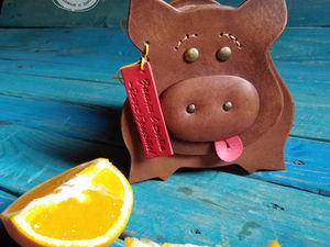 А почему свинки стали прототипом для копилок? Об этом ниже. Ярмарка Мастеров - ручная работа, handmade.