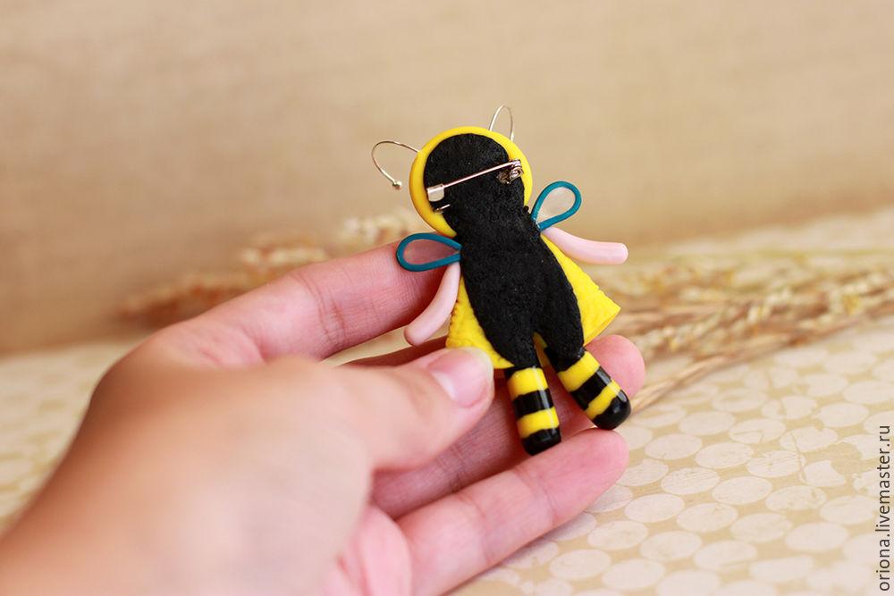 пчёлка, мастер класс