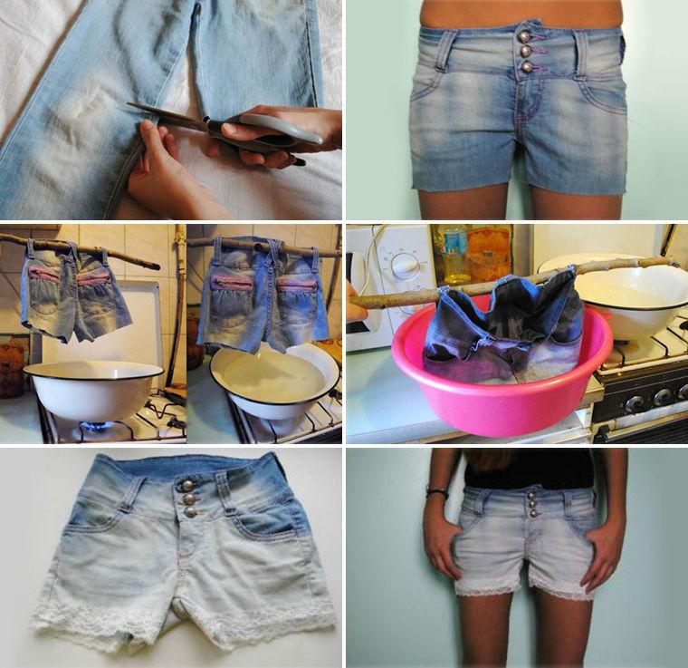 Как самому варить джинсы