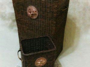 Завершен. Аукцион на корзины с нуля и с розыгрышем призов!!! | Ярмарка Мастеров - ручная работа, handmade