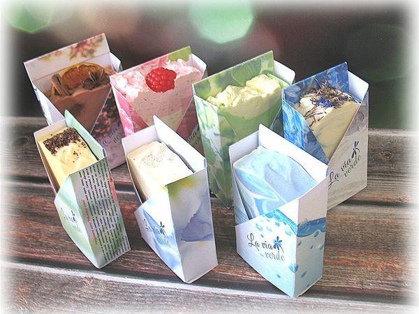 Мыльные коробочки   Ярмарка Мастеров - ручная работа, handmade