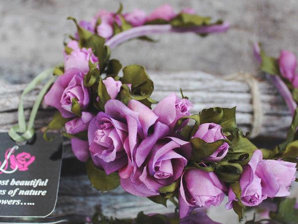Розы для Милых Дам! Новинки магазина!   Ярмарка Мастеров - ручная работа, handmade