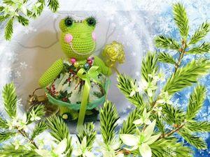 И кто сегодня первый за куколкой? (друзьям). Ярмарка Мастеров - ручная работа, handmade.