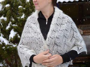 Никогда не носили шаль? Не знаете как выбрать?. Ярмарка Мастеров - ручная работа, handmade.