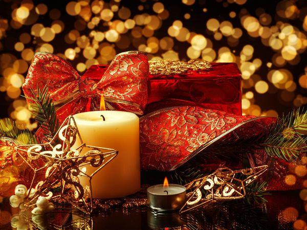 Акция на восковые свечи к новому году. | Ярмарка Мастеров - ручная работа, handmade