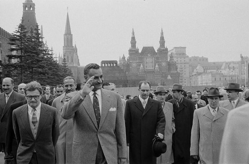Lessing35 Москва 1958 года в фотографиях Эриха Лессинга