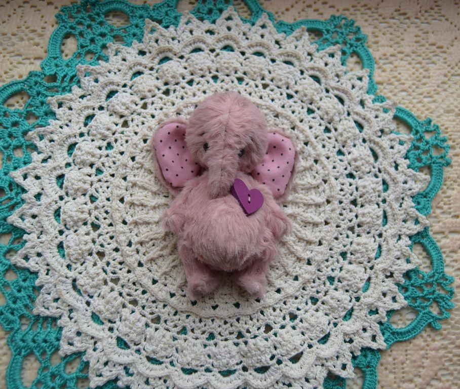 слоник тедди