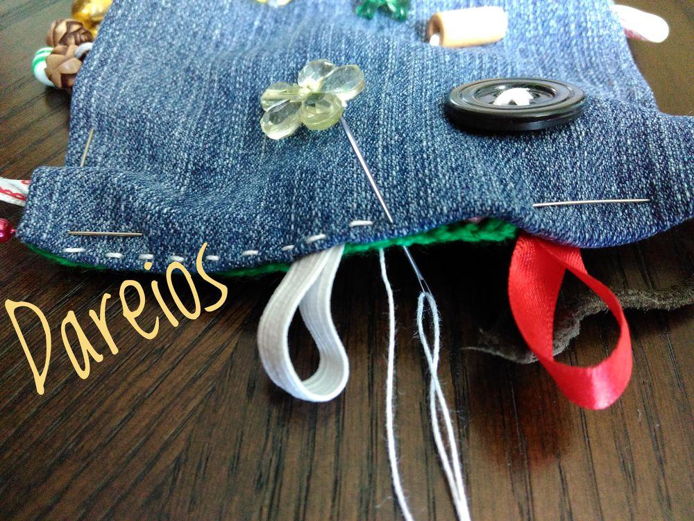 Делаем развивающую игрушку для ребенка из подручных материалов, фото № 23
